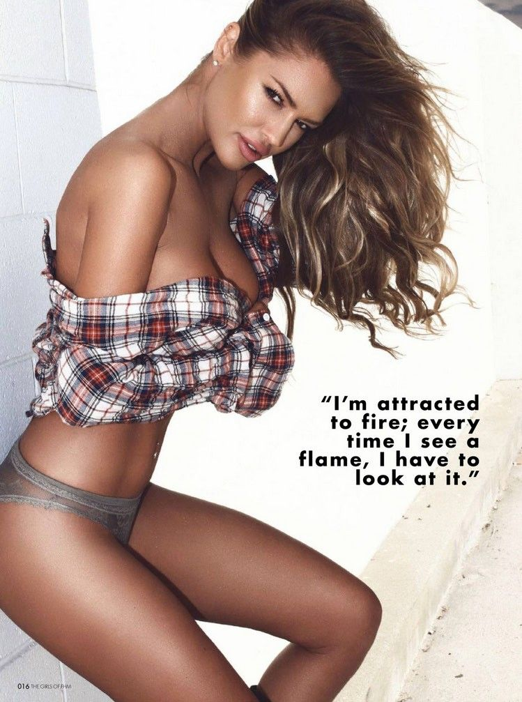 Charlie Riina New Sexy Ph...