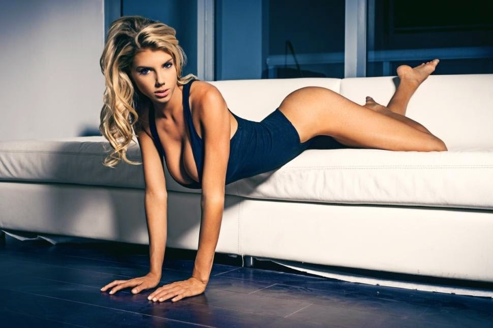 Charlotte McKinney Bikini pictures 1