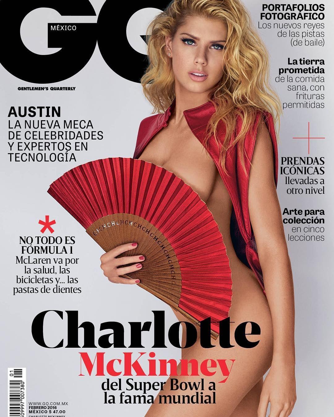 Nude Pics Of Charlotte Mc...
