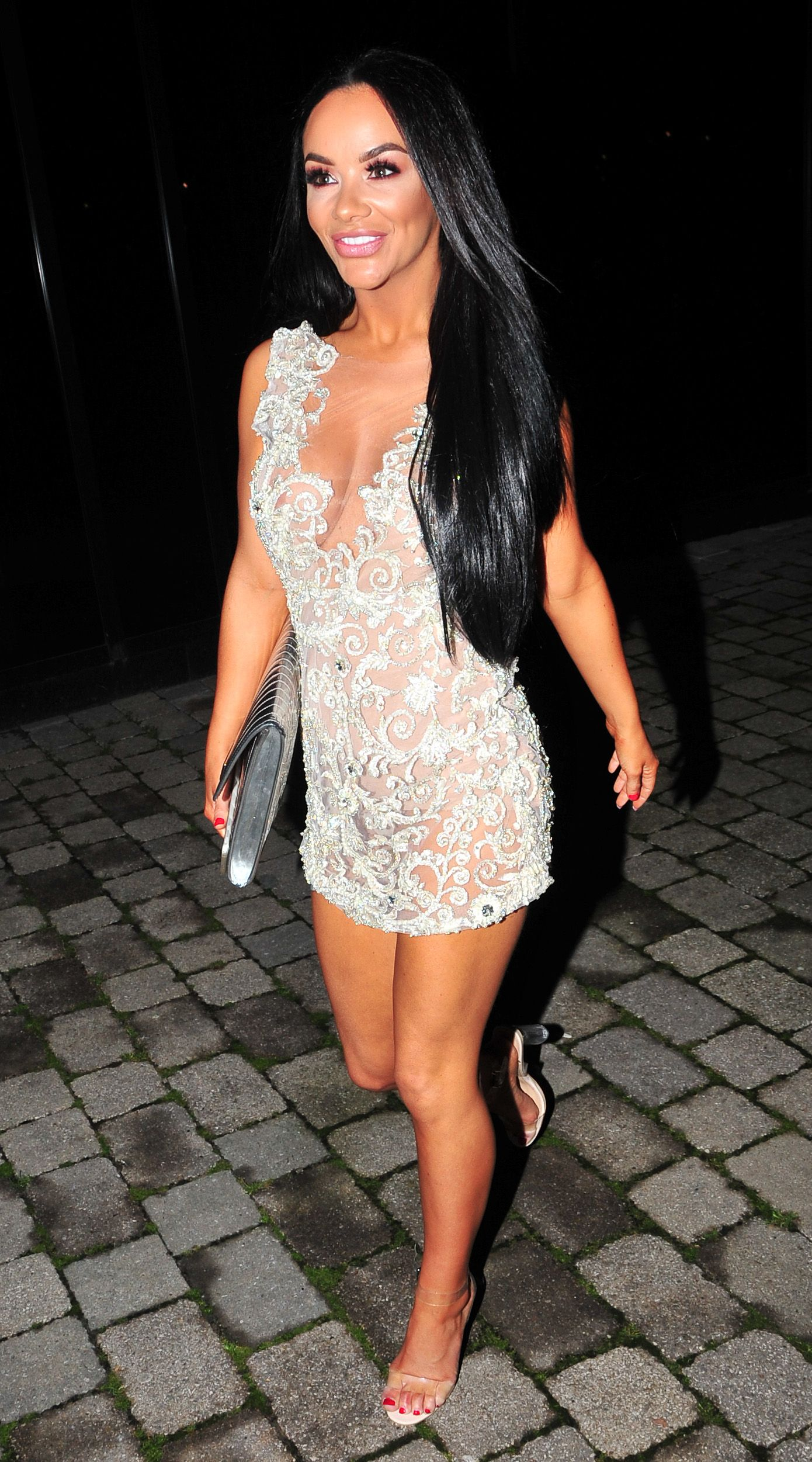 Chelsee Healey See-throug...