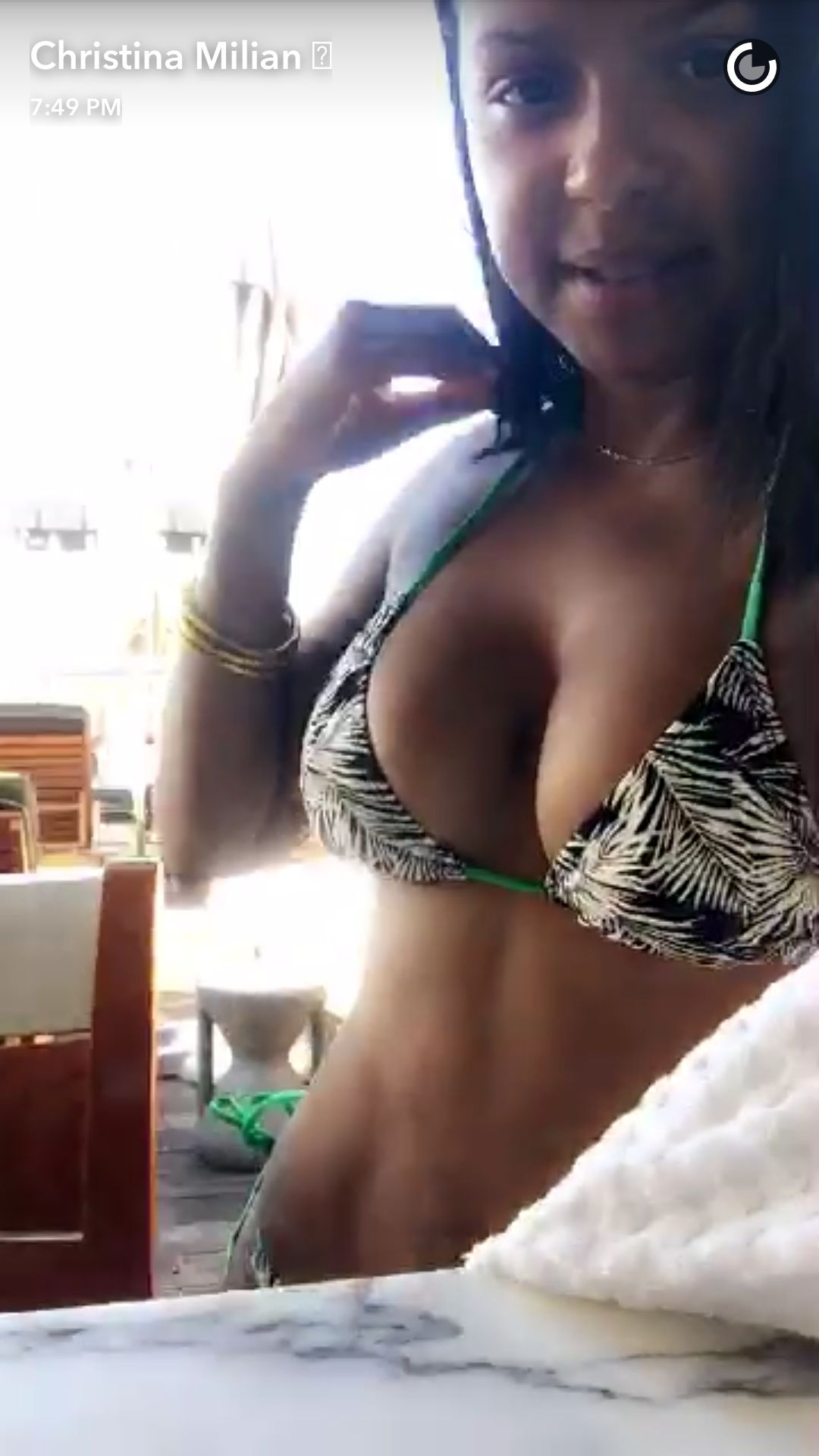 Christina Milian Sexy Pho...