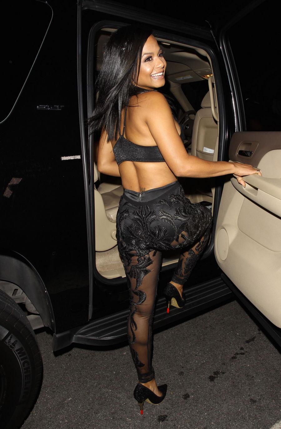 Christina Milian Sexy Pic...