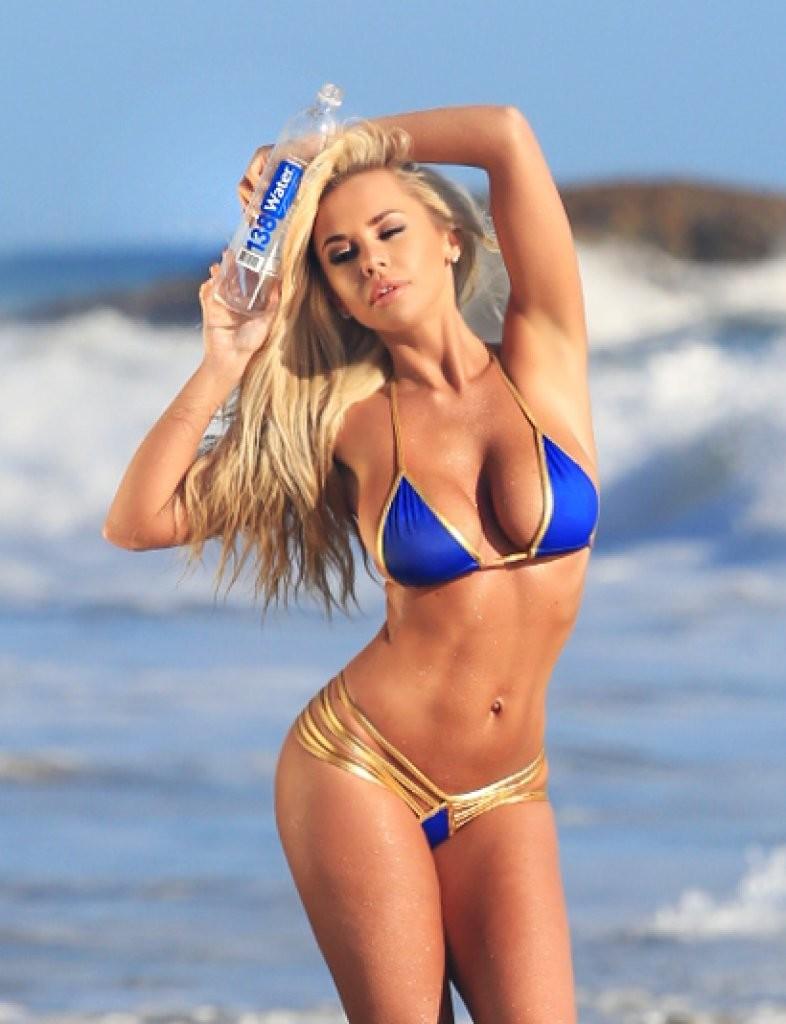 Bikini Pics Of Claudia Fi...