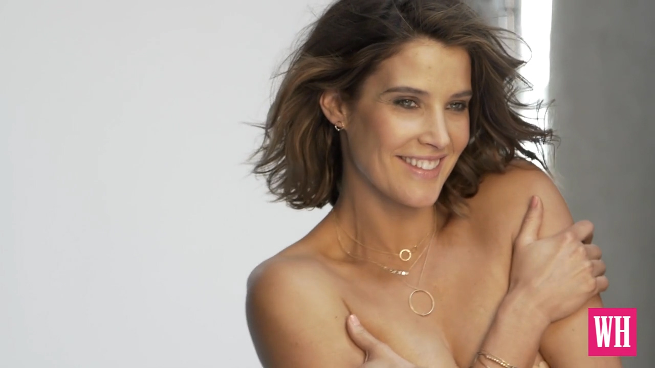 Cobie Smulders Topless Photos 1