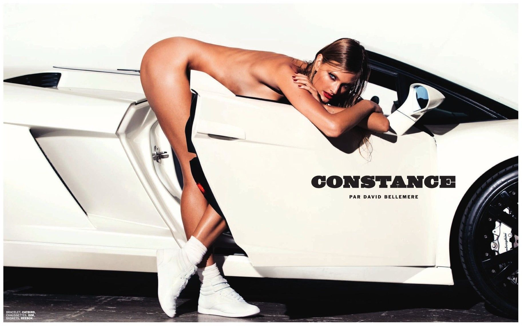 Topless Photos Of Constan...