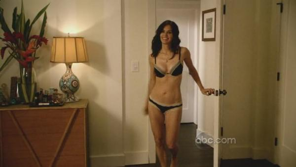 Courteney Cox Lingerie pics 1