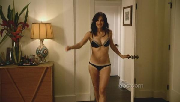 Courteney Cox Lingerie Pi...