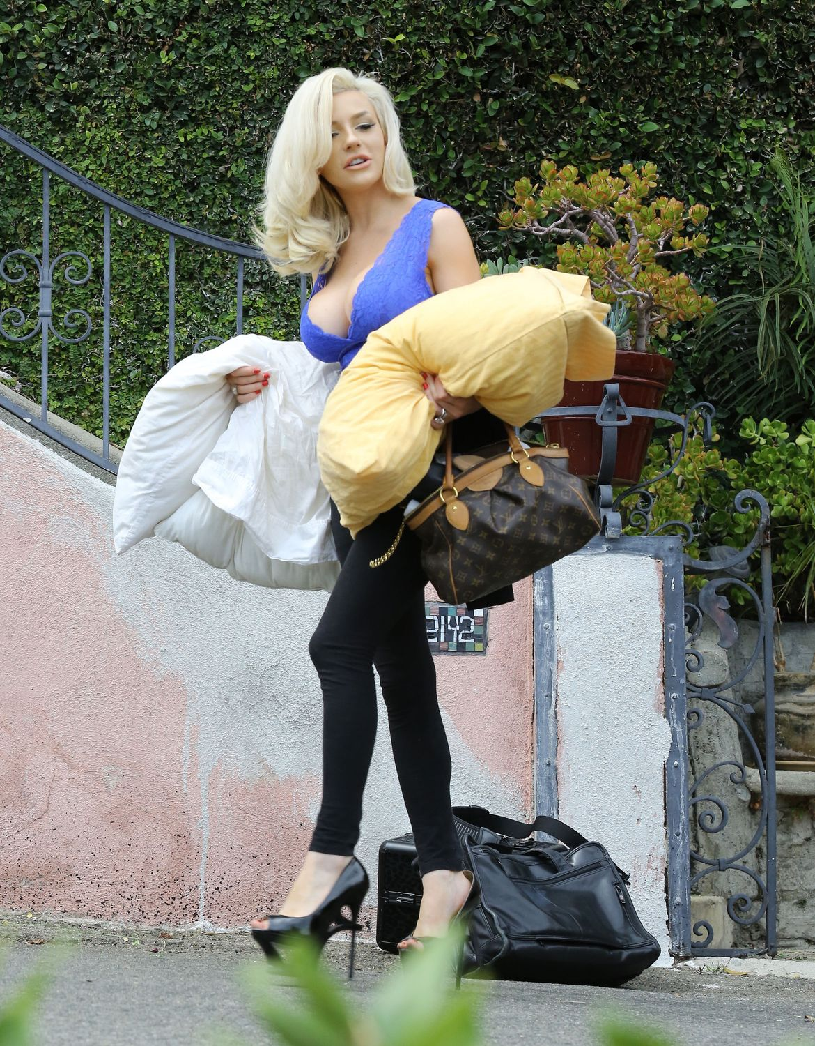 Boobs Of Courtney Stodden