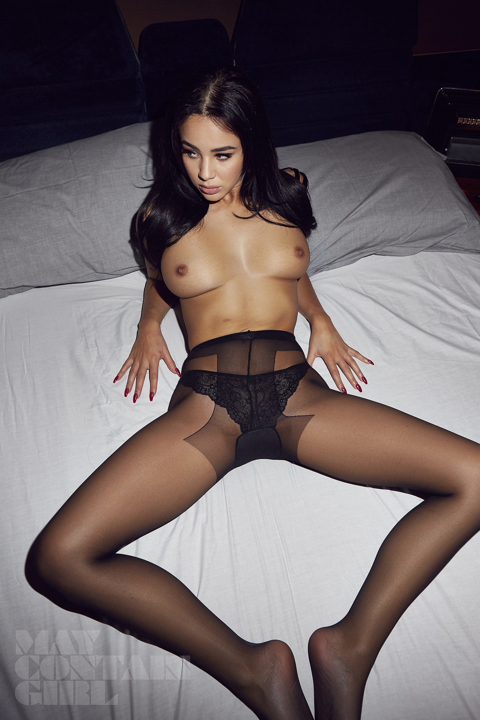 Nude Photos Of Courtnie Q...