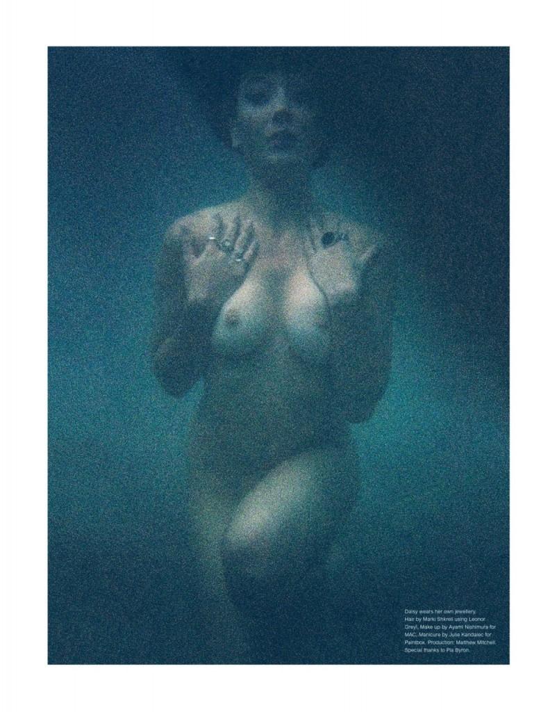 Daisy Lowe nude photos 1
