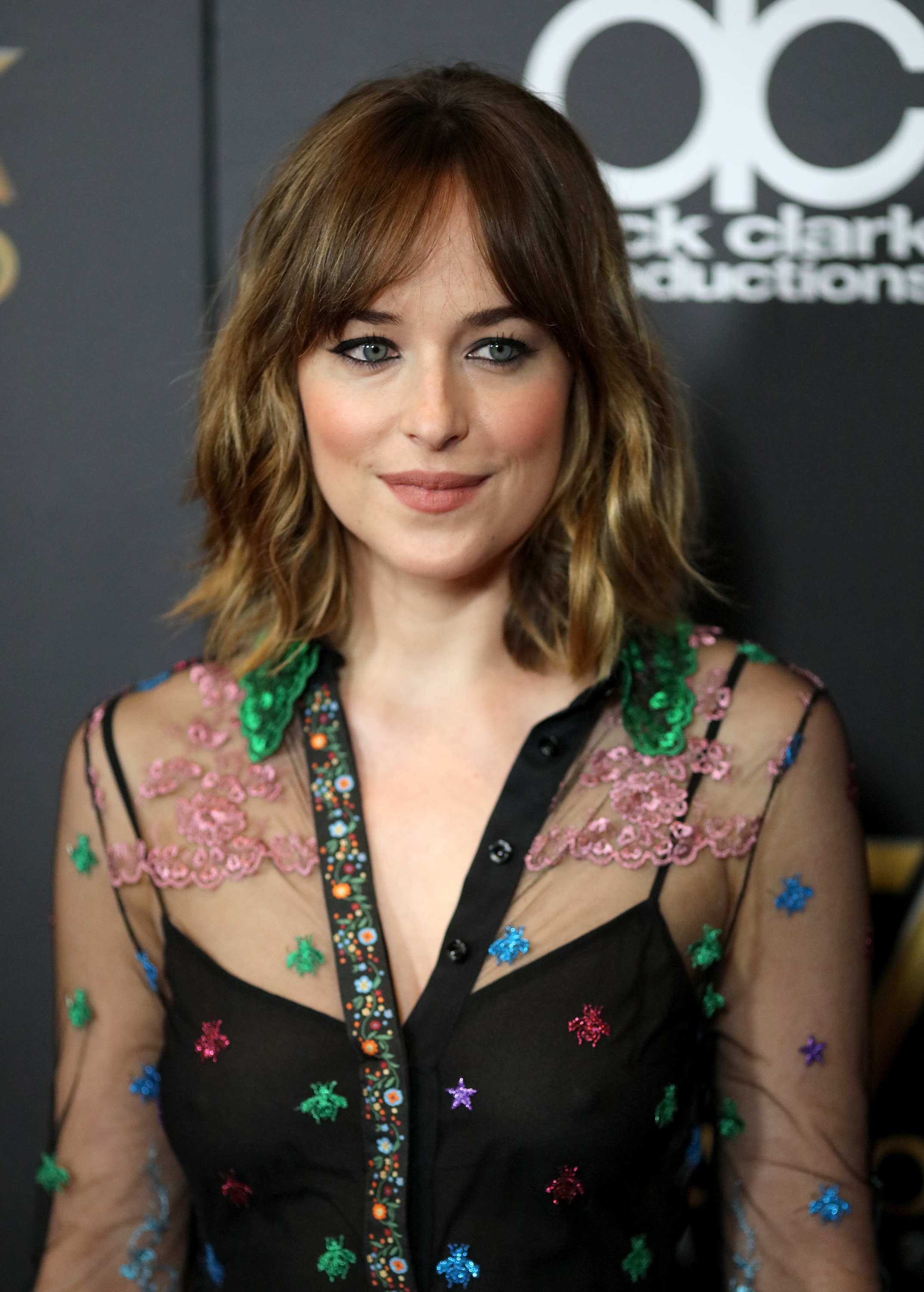 Dakota Johnson See-throug...