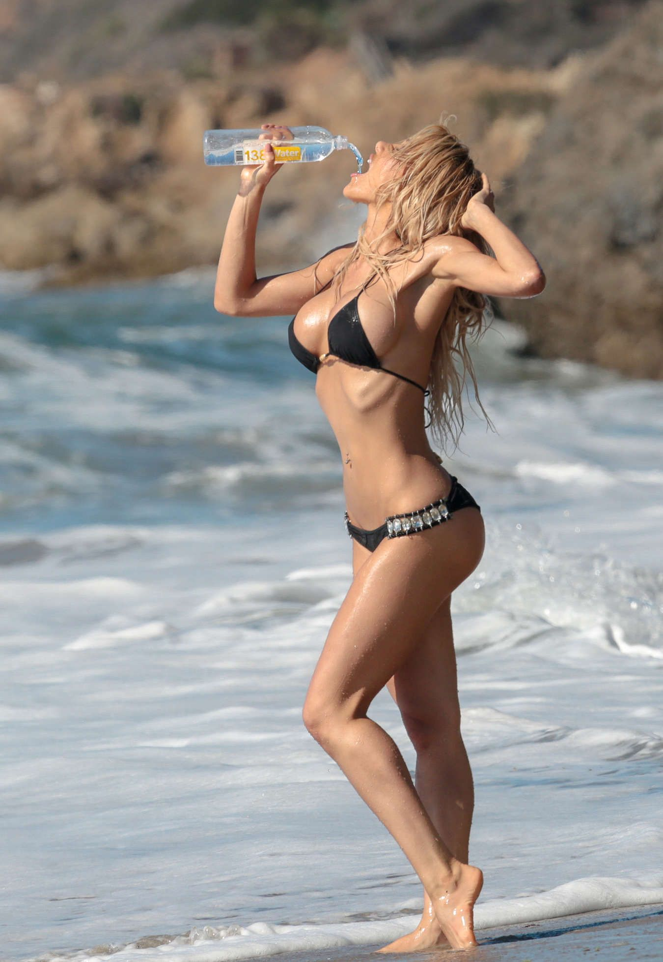 Bikini Photos Of Dalia El...