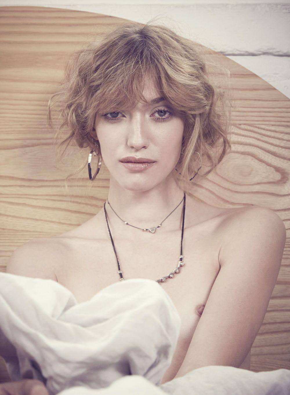 Topless Pics Of Dana Alma...