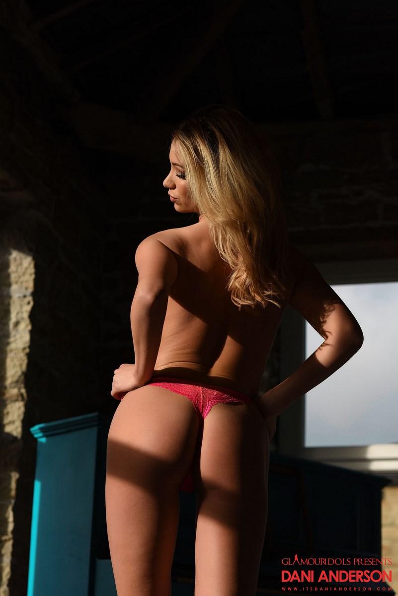 Dani Anderson Topless Pho...