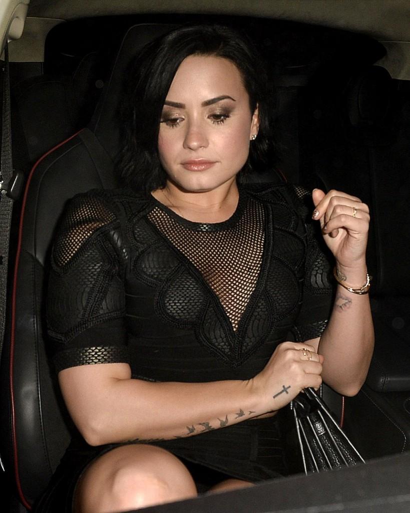 Demi Lovato Nude Pics