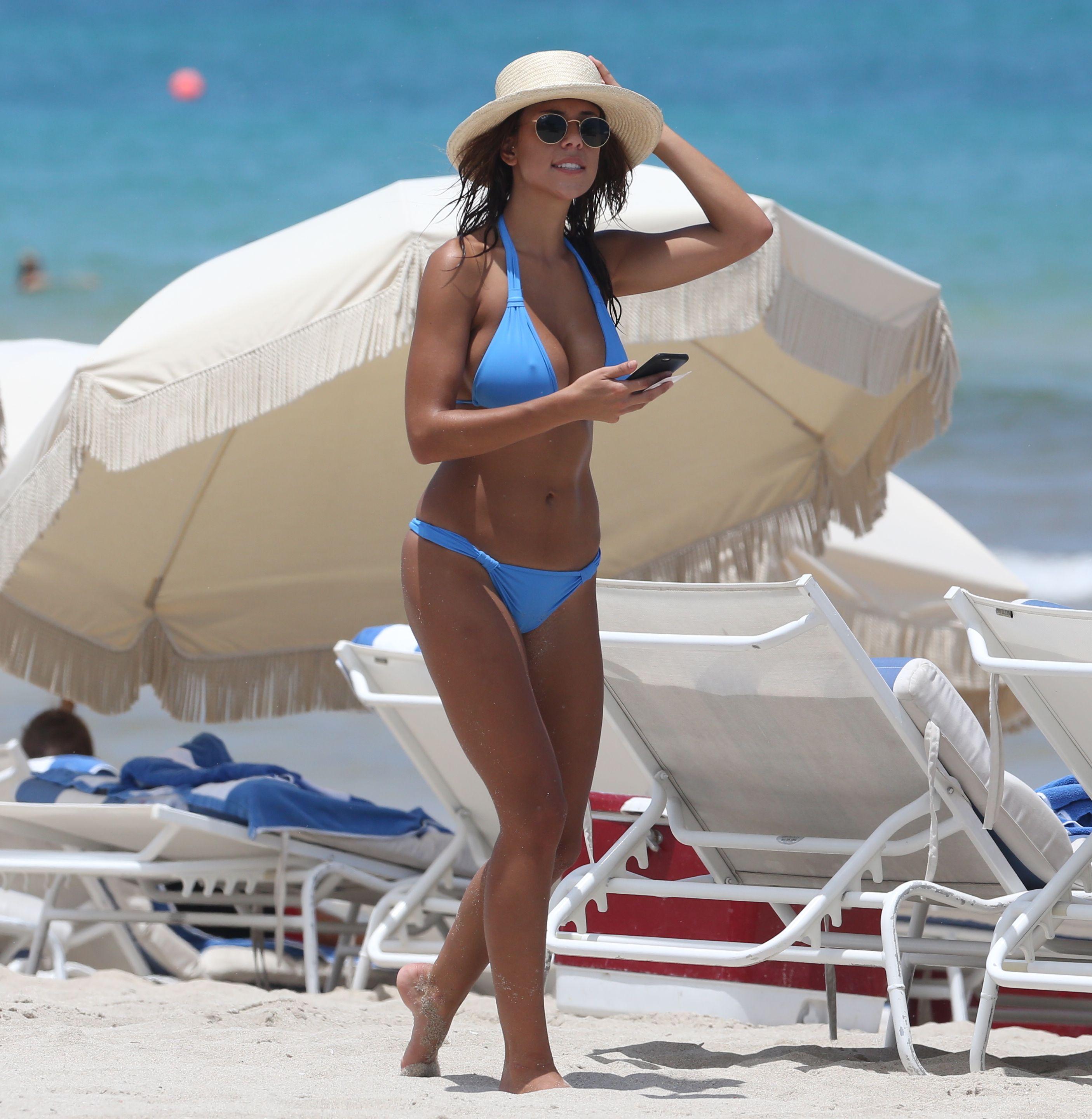 Devin Brugman Bikini Phot...