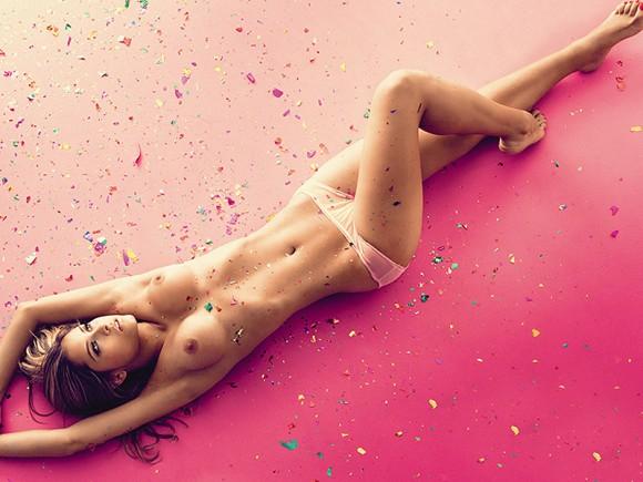 Diana Mesa Topless Pics
