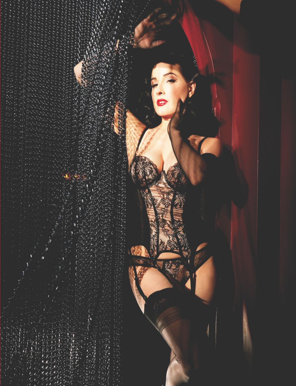 Sexy Photos Of Dita Von T...