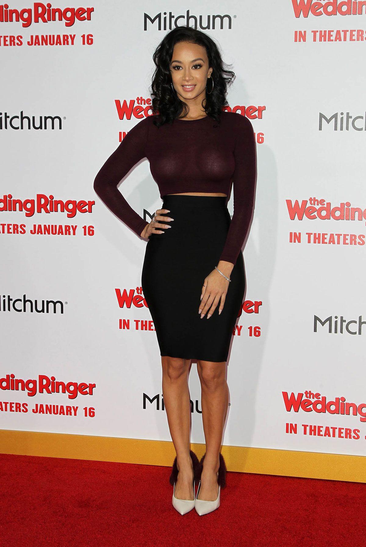 Draya Michele Sexy