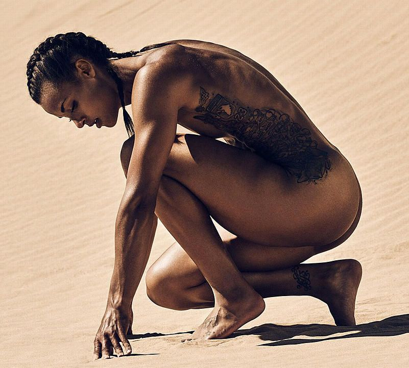 Naked Athletes Espn Body ...