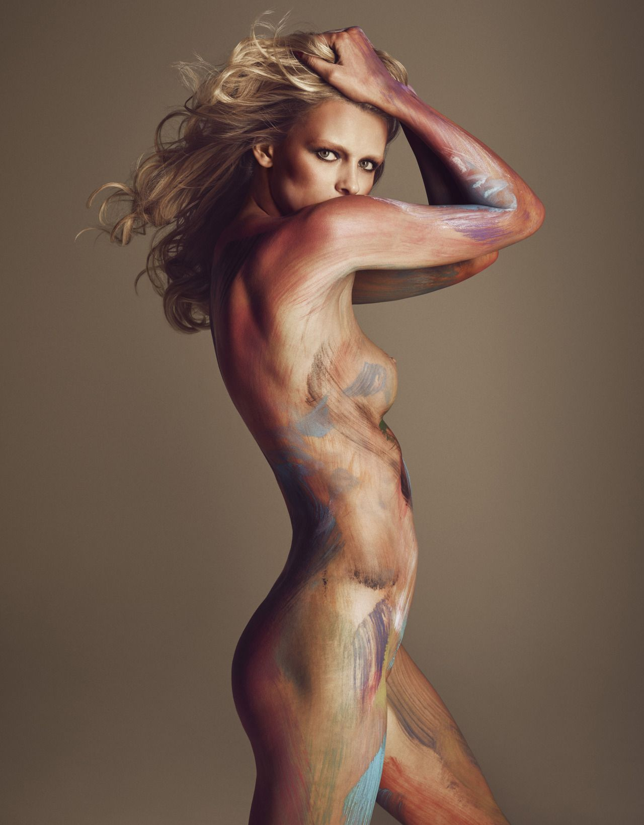 Edita Vilkeviciute Nude P...