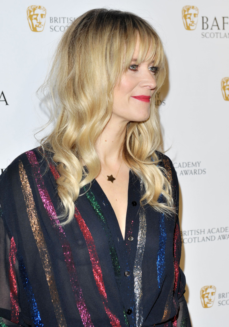 Edith Bowman Braless Pics