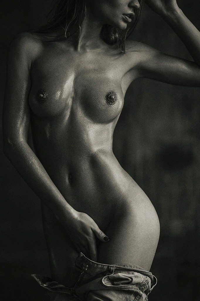 Ekaterina Zueva Nude Photo session 1