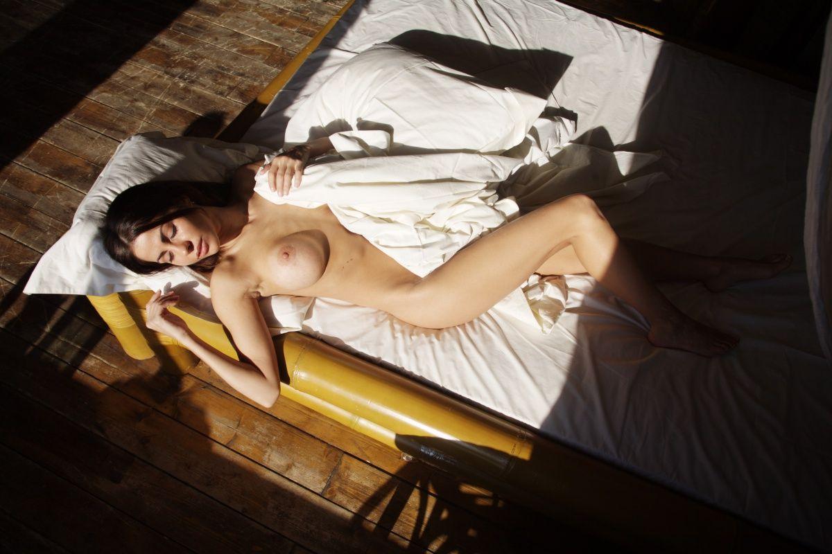 Elena Berkova Naked