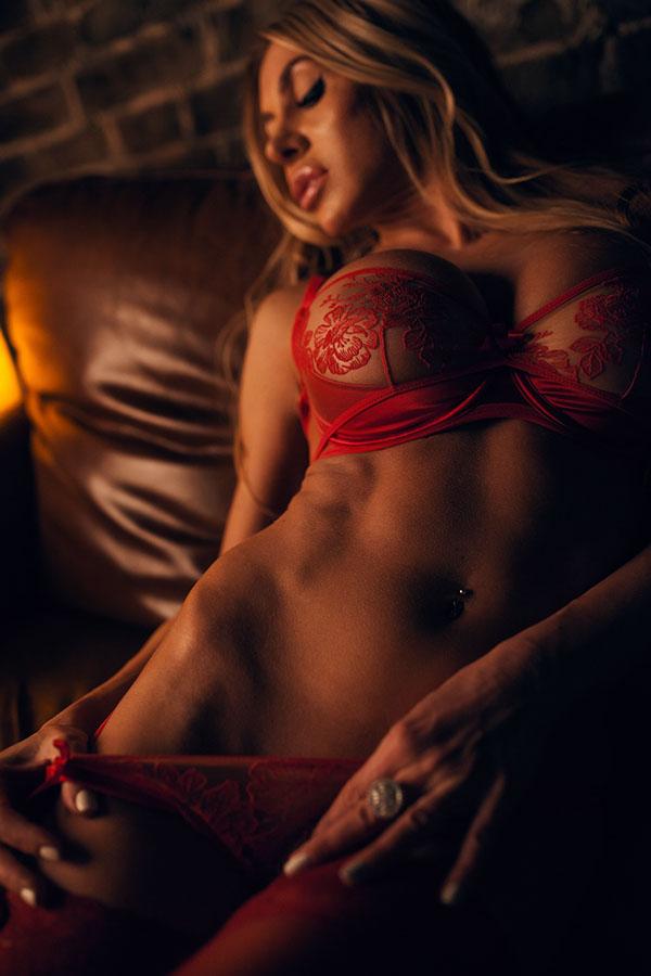 Elina Svetlova Sexy Linge...