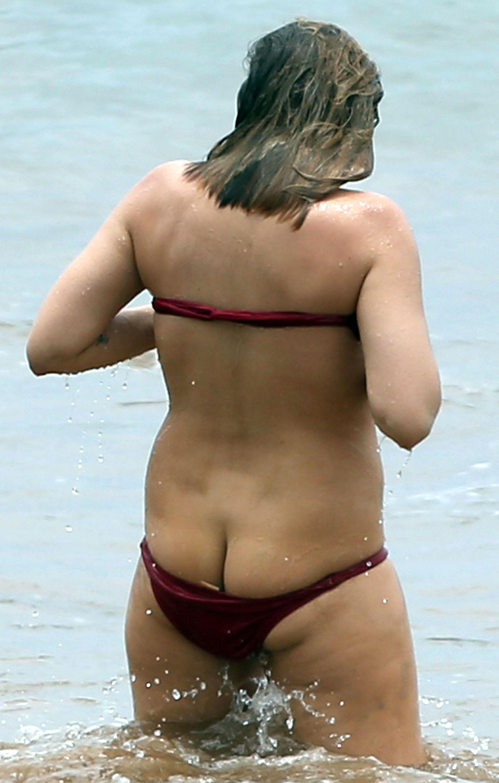 Elisabeth Harnois Ass Pic...