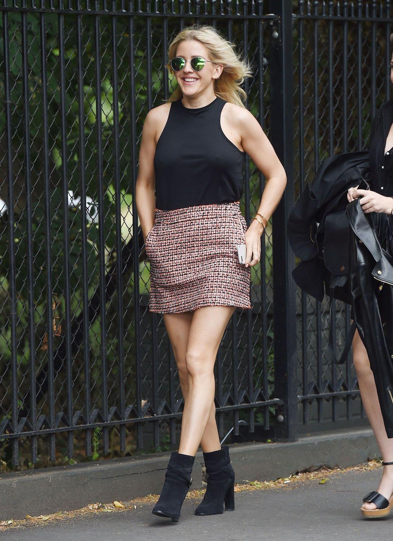 Ellie Goulding Pokies Pic...