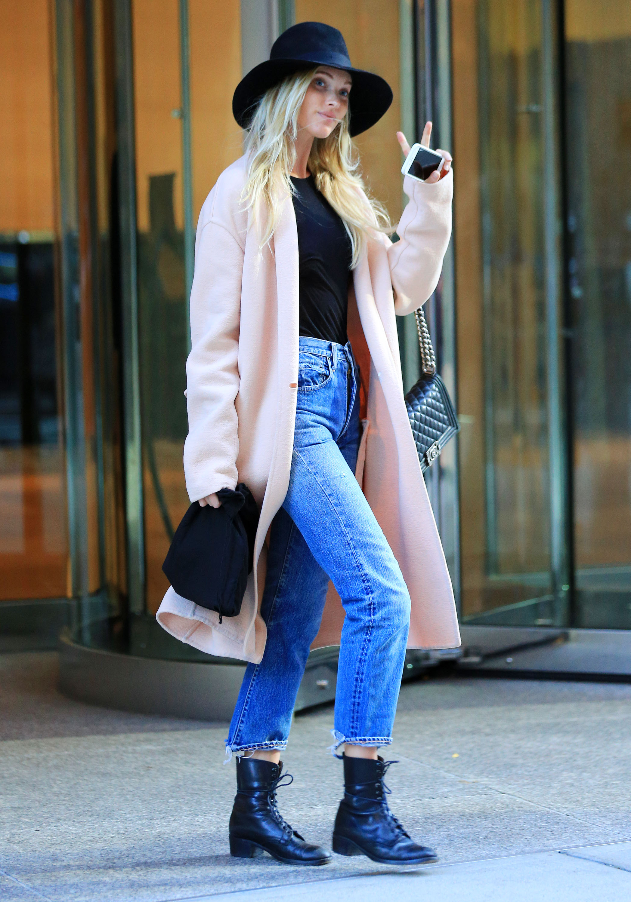 Braless Pics Of Elsa Hosk