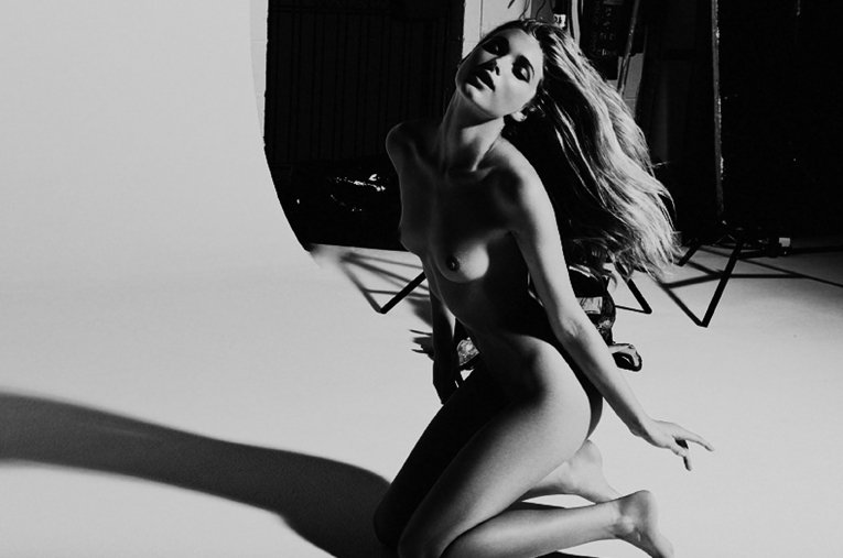 Elsa Hosk Naked Photo Ses...