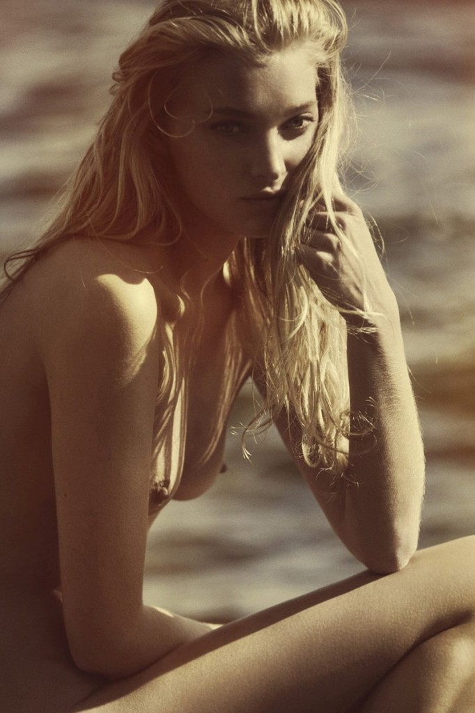 Elsa Hosk Topless Photosh...