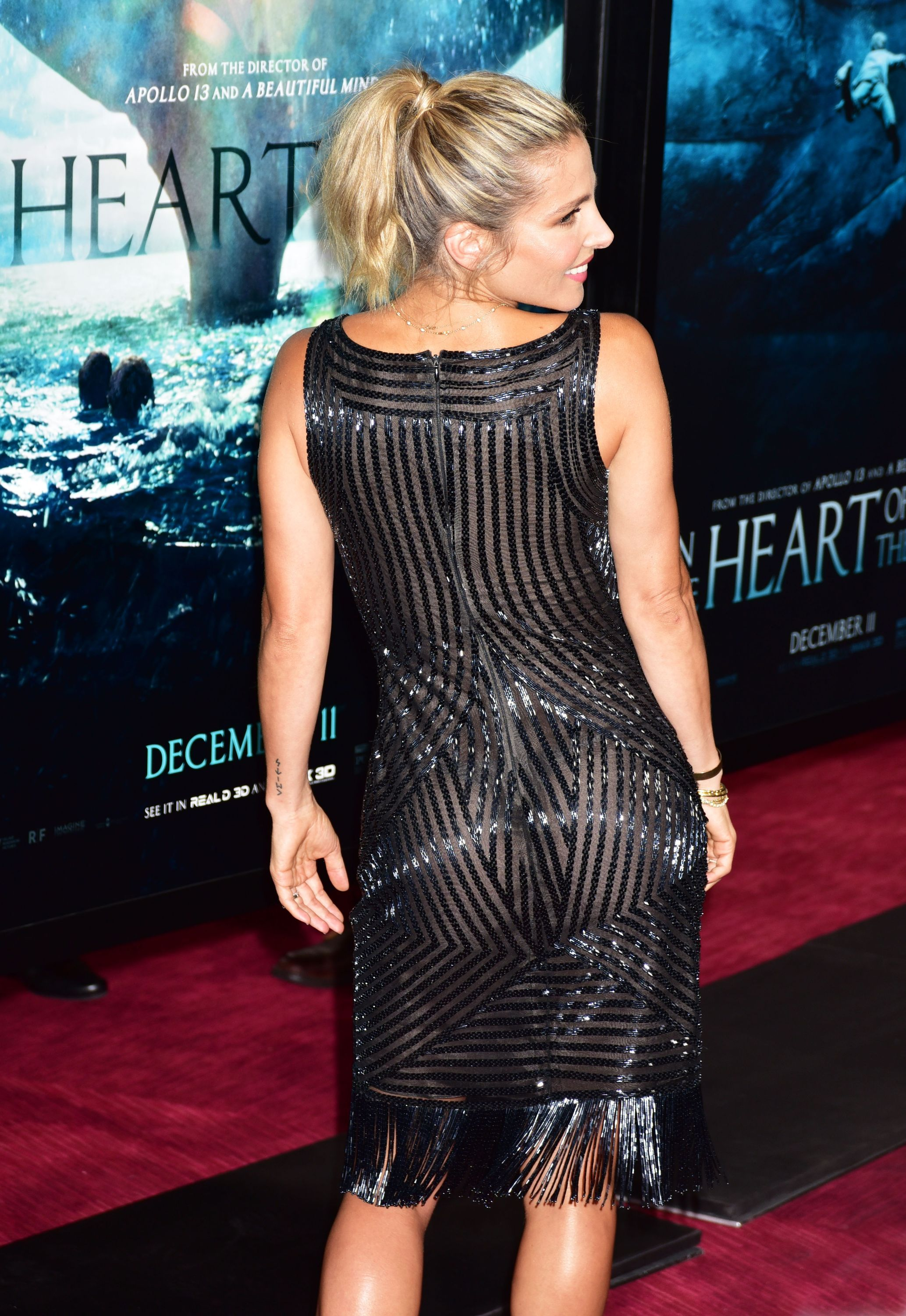 Elsa Pataky See-through P...