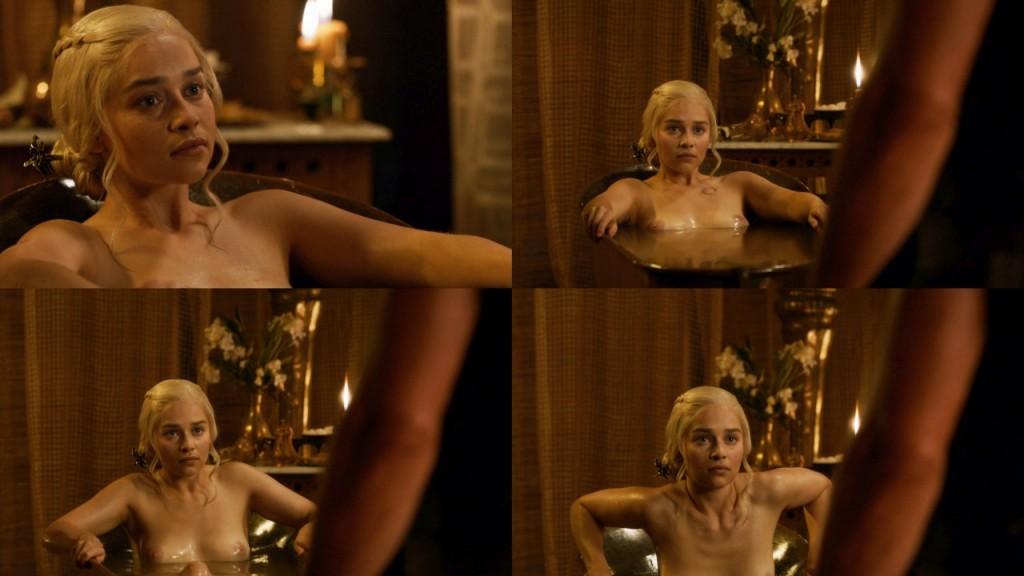 Emilia Clarke Naked Pics