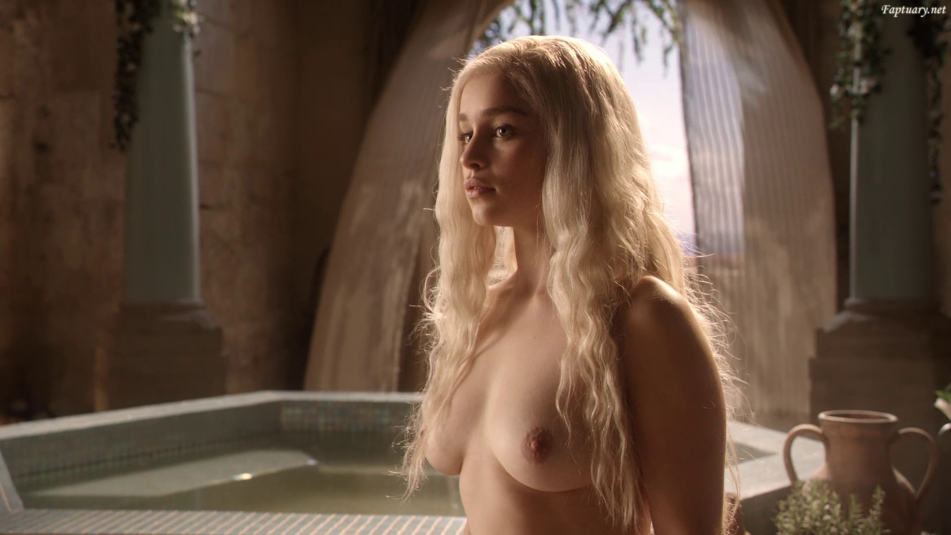 Emilia Clarke Nude Photos 2