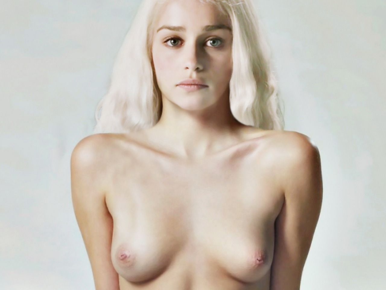 Emilia Clarke (game Of Th...