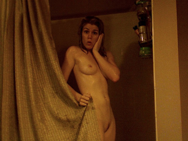 Emily Bett Rickards naked