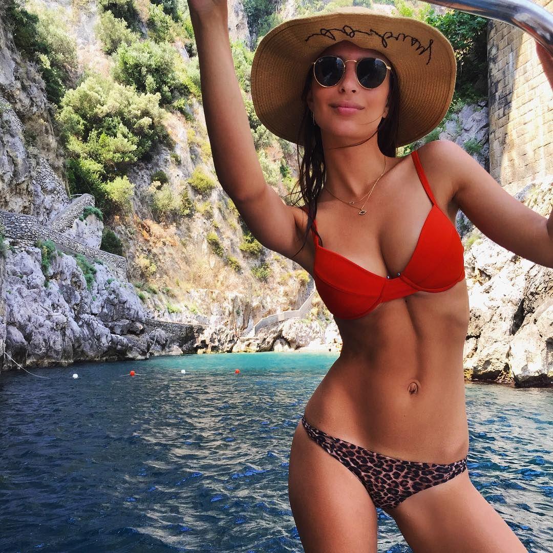 Emily Ratajkowski Bikini ...