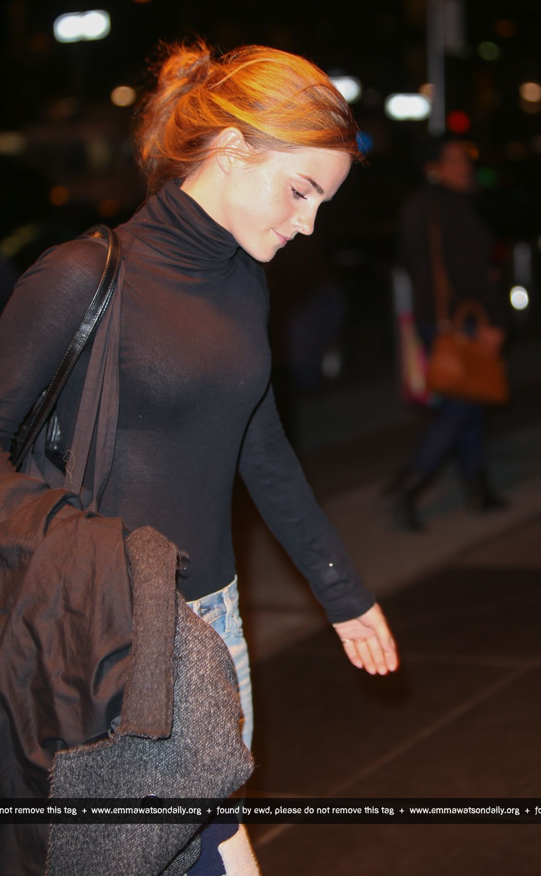 Emma Watson See-through P...