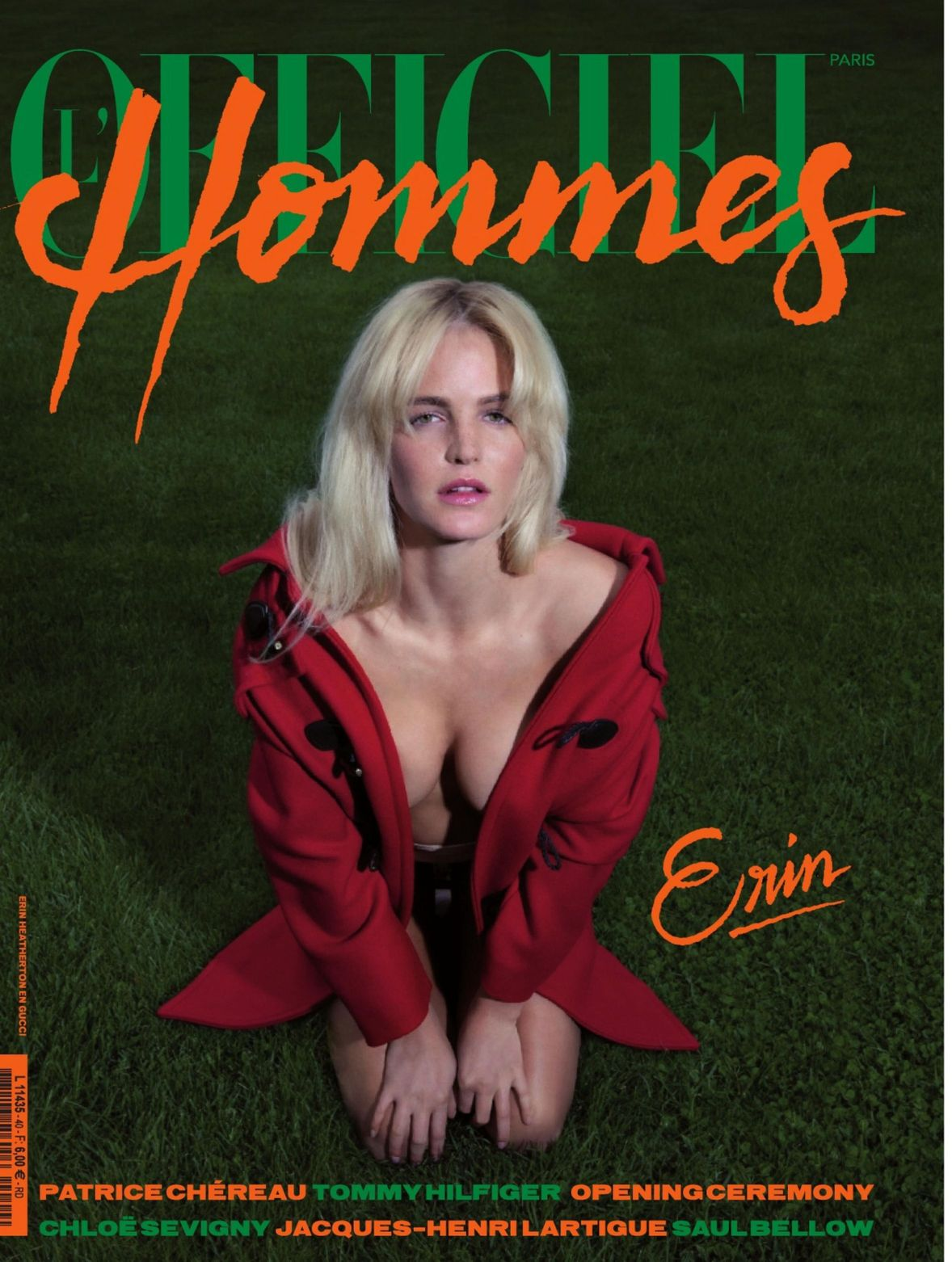 Erin Heatherton's Tits ...