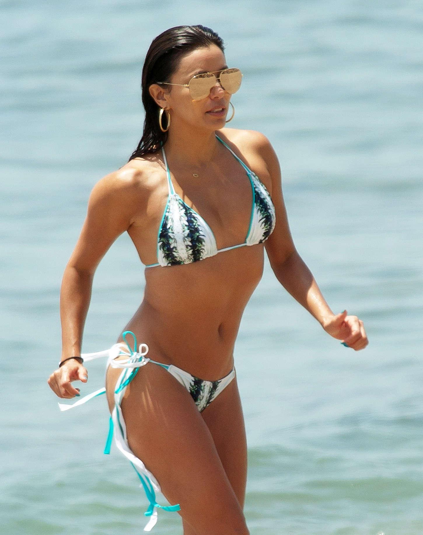 Eva Longoria Bikini Pics