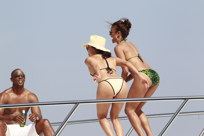 Eva Longoria Sexy Bikini ...