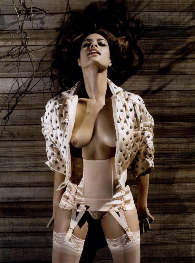 Hot Girl Eva Mendes Naked