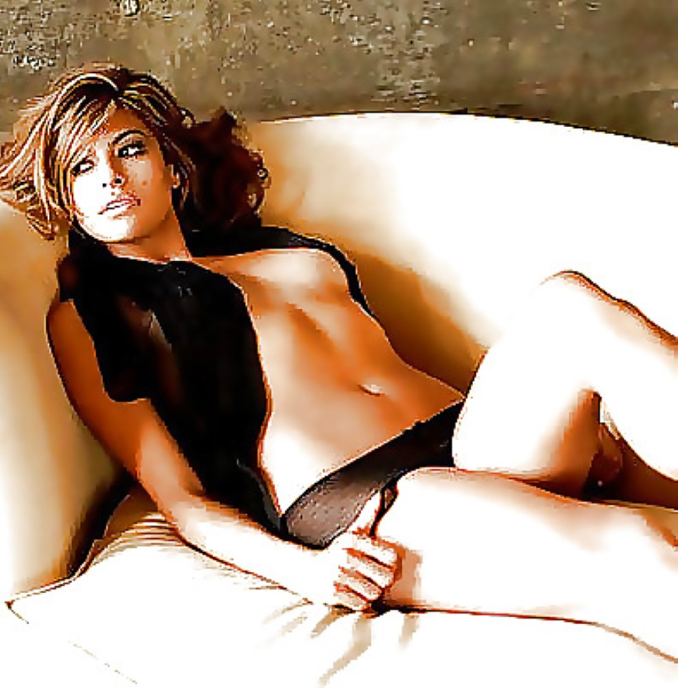 Eva Mendes Nisplip Photos