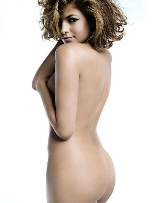 Eva Mendes Nude