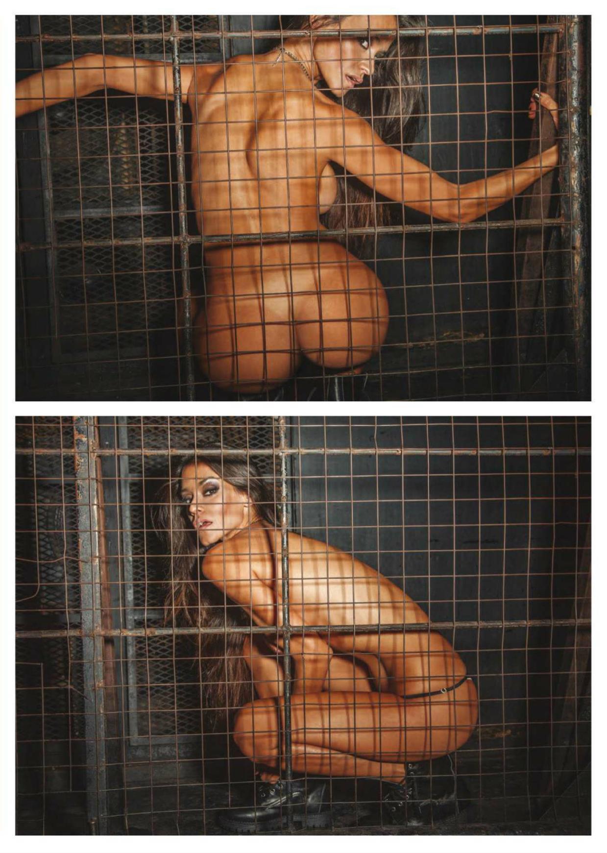 Evangelina Carrozzo Naked...
