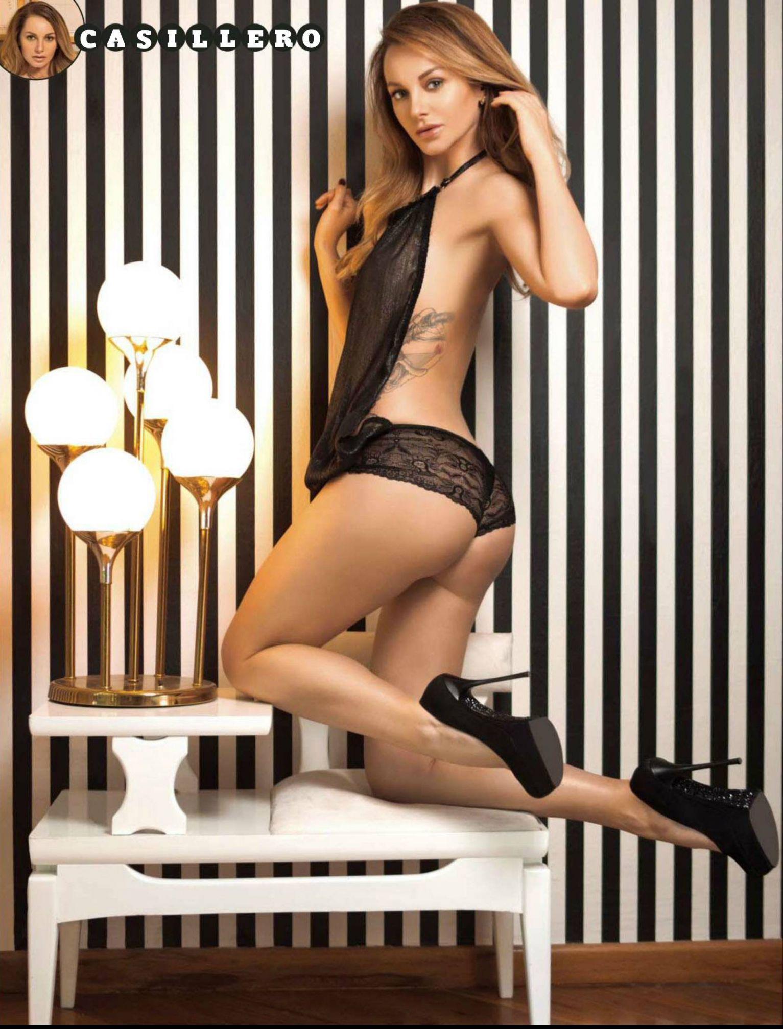 Ewa Kopczynska Sexy Linge...