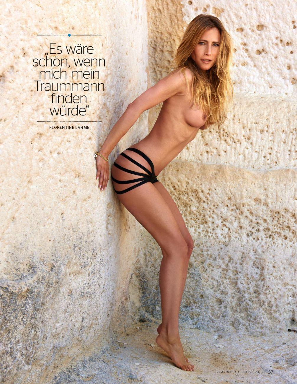 Florentine Lahme Naked Ph...
